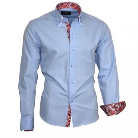 BINDER DE LUXE košile pánská 81710 dlouhý rukáv