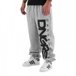Dangerous DNGRS kalhoty pánské tepláky Classic nadměrná velikost