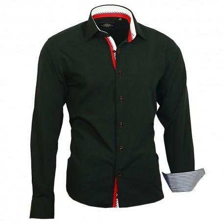 BINDER DE LUXE košile pánská 82707 dlouhý rukáv