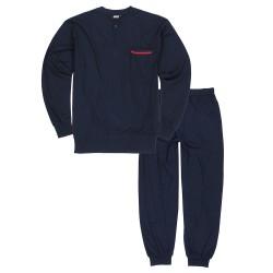 ADAMO pyžamo pánske BRIAN rozopínajúca nadmerná veľkosť