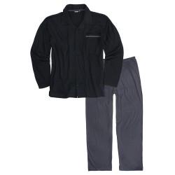 ADAMO pyžamo pánske BENNO rozopínajúca nadmerná veľkosť