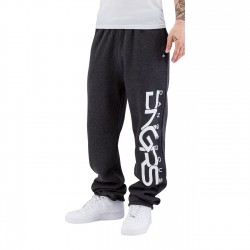 Dangerous DNGRS Classic Sweatpants Charcoal/White