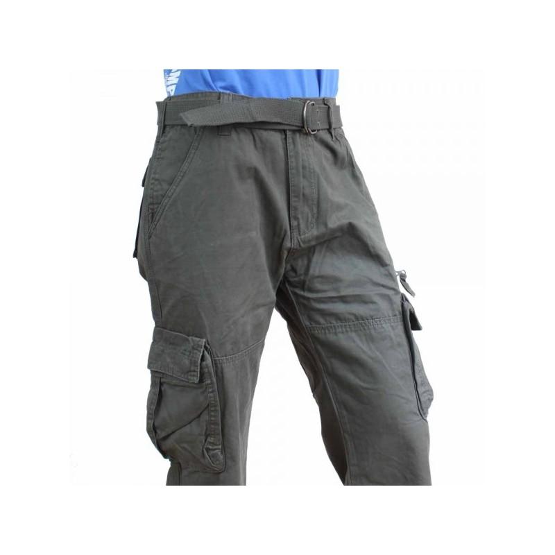 QUATRO kalhoty pánské kapsáče Q1-3 69d8e3f7b3