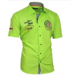 BINDER DE LUXE košile pánská 82503 krátký rukáv