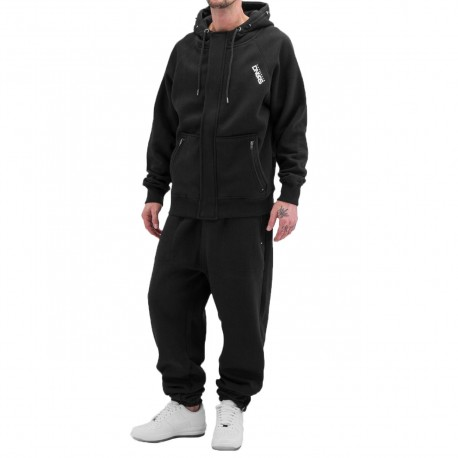 352c31a80 Dangerous DNGRS Rock Sweat Suit Jet Black - AZ-MODA.CZ