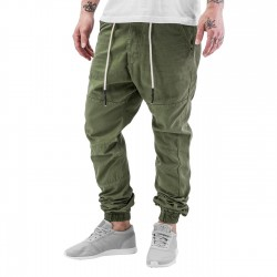 Just Rhyse Börge Antifit Chino Pants Olive
