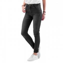 Just Rhyse High Waist Skinny Jeans Grey
